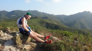 Cramping at Lantau 70